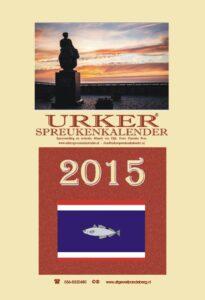 Urker Spreukenkalender 2015