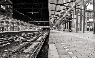 Amersfoort Station by Guy Sie on Flickr