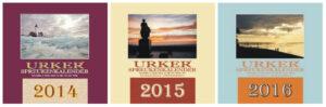 Urker Spreukenkalender 2014 2015 2016